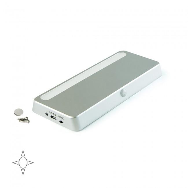 Applique LED rechargeable - détecteur de mouvement - Kraz EMUCA