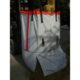Sac à gravats réutilisable - 1 250 kg - BIG BAG MULOX SACHERIE DE PANTIN