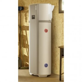 Chauffe-eau thermodynamique sur socle - connecté - 200 L Calypso ATLANTIC