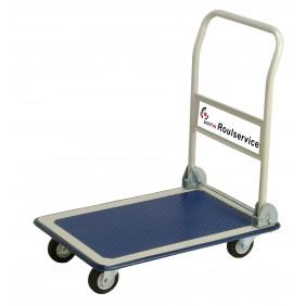 Chariot pliant - dosseret rabattable - charge 150 kg GUITEL
