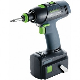 Perceuse visseuse sans fil 18V T18+3 Li Plus FESTOOL