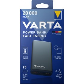 Batterie rechargeable - Power Bank Fast Energy VARTA