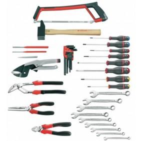 Sélection de 35 outils 1er équipement FACOM