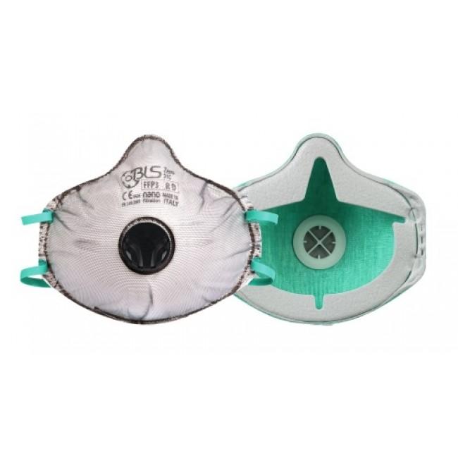 Masque respiratoire – jetable - Zero 31C BLS