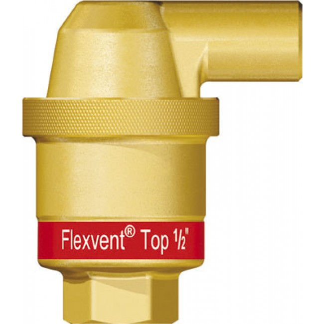 Purgeur d'air à flotteur FLEXVENT TOP FLAMCO