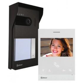 Visiophone - filaire pour 2 appareils - Art 4 LITE Soul GOLMAR