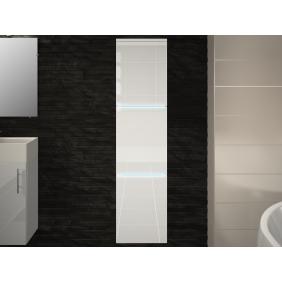 Colonne de salle de bains 30 cm- LED - 3 portes - différentes finitions BAIN ROOM