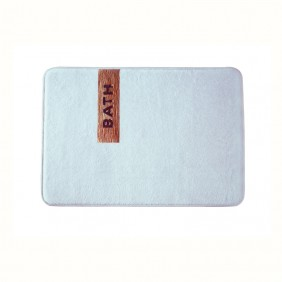 Tapis de bain - mémoire de forme - iguaçu - 50x70cm SPIRELLA