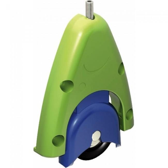 Système porte coulissante PicoStar 59-vantail 55 kg MANTION