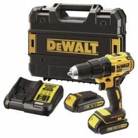 Perceuse-visseuse sans fil 18 V + 2 batteries XR DCD777S2T-QW DEWALT