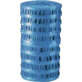 Grillage avertisseur bleu pour eau - 100 mètres NOVAP