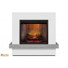 Cheminée Revillusion - chauffage électrique - 2000w Sherwood - 30' GLEN DIMPLEX