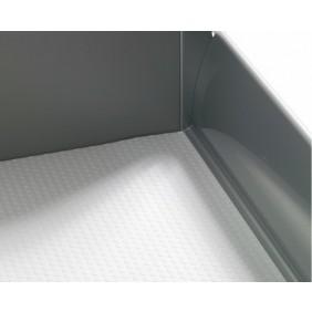 Tapis antiglisse pour tiroirs de cuisine-rouleau de 5 m HETTICH