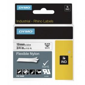 Ruban nylon - continu - surfaces incurvées - étiqueteuse Rhino 4200 Dymo