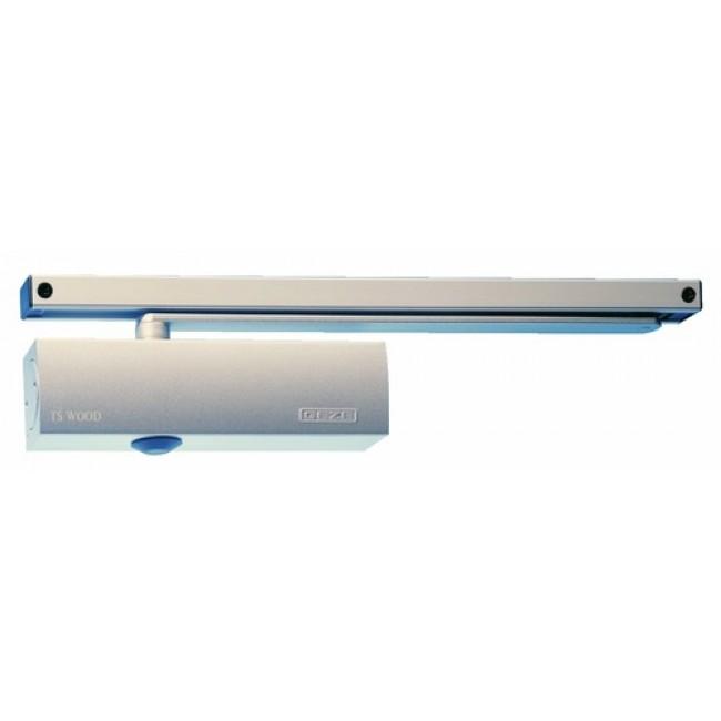 Ferme-porte à glissière - crémaillière élliptique - force 3 - TS Wood GEZE