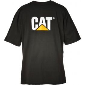 Tee-shirt de travail - manches courtes - avec logo CAT - TRADEMARK Caterpillar