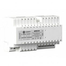 Alimentation ARD 24 R pour ventouse ou gâche électrique CDVI