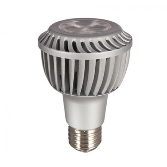 Lampe LED Precise PAR20 - dimmable - culot R63 GE LIGHTING