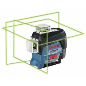 Niveau laser intérieur - GLL 3-80C + Support BM1 BOSCH