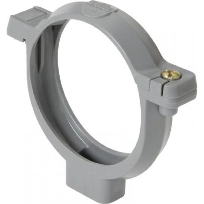 Collier à brides pour tubes pvc - diamètre 80 mm NICOLL