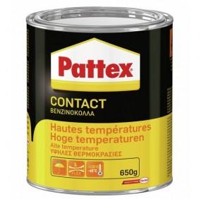 Colle contact néoprène - spéciale haute température PATTEX