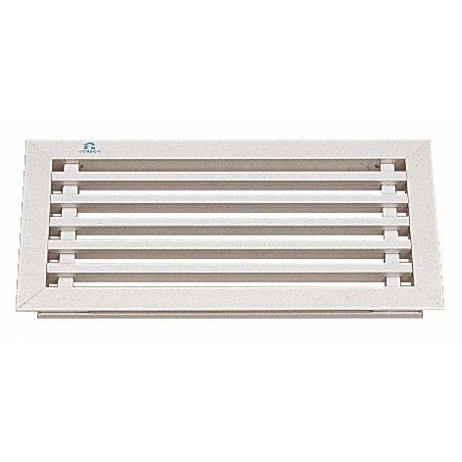 Profil lame pour grilles cache-radiateur RENSON