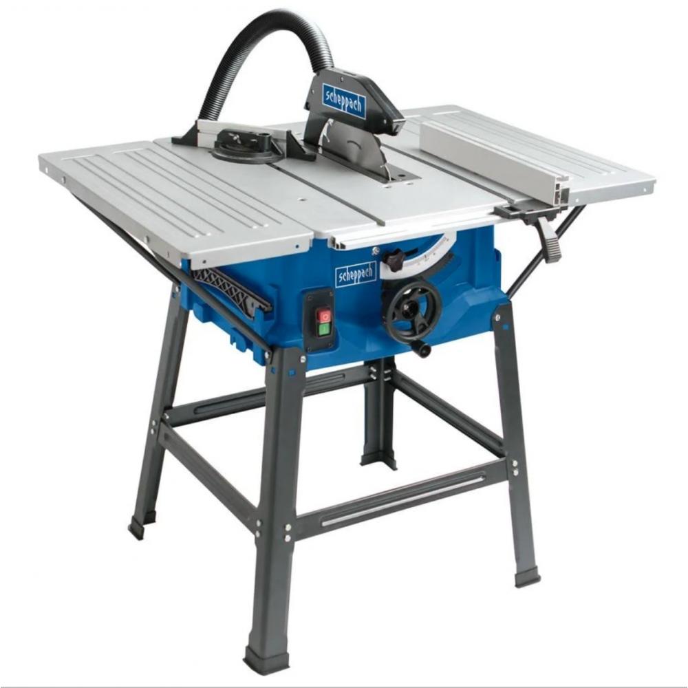 Scie Sur Table 2000 W Hs100s 5901310901 Scheppach Bricozor