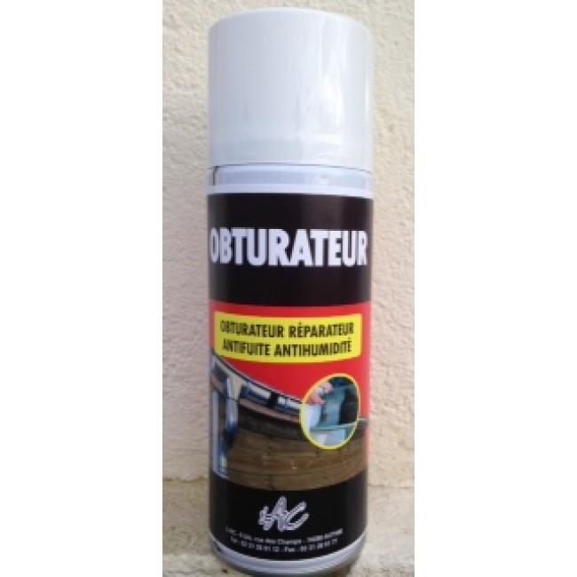 Obturateur / réparateur de gouttières - anti fuite et anti humidité - 400ml ASSISTANCE CHIMIQUE