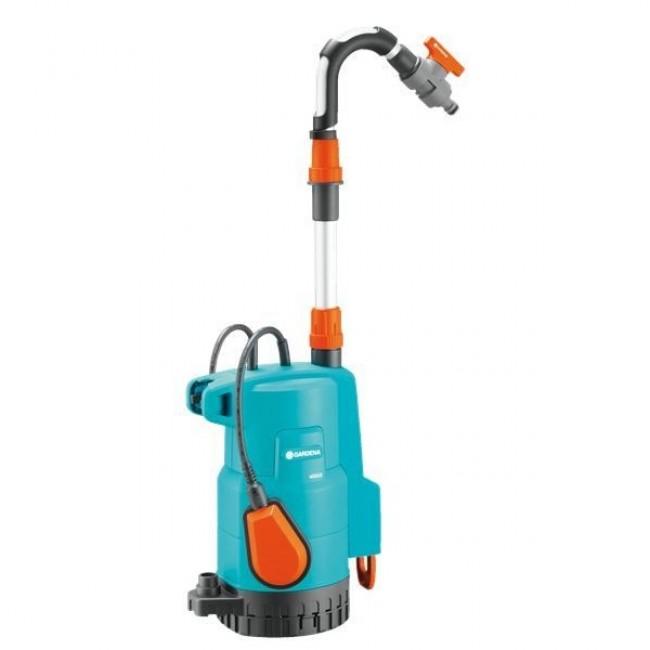 Pompe pour récupérateur d'eau de pluie 4000/2 Classic GARDENA