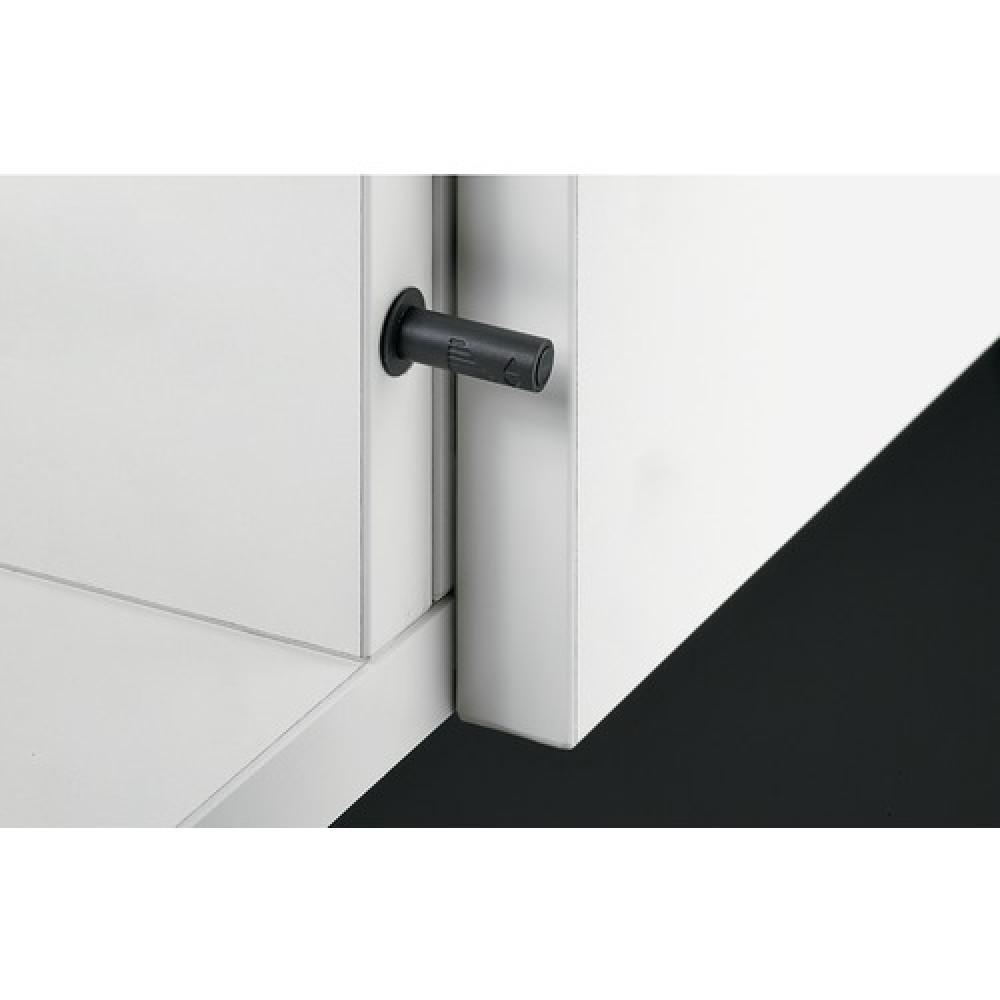 but e de porte push to open pin percer hettich bricozor. Black Bedroom Furniture Sets. Home Design Ideas