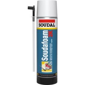 Mousse polyuréthane bi-composante - Soudafoam 2K SOUDAL