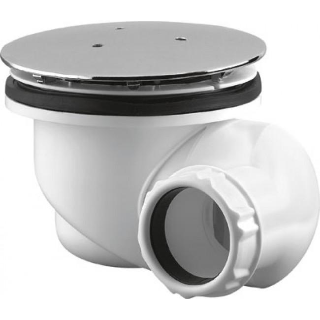 Bonde de douche  90 mm - sortie orientable à 180° - La goulue VALENTIN