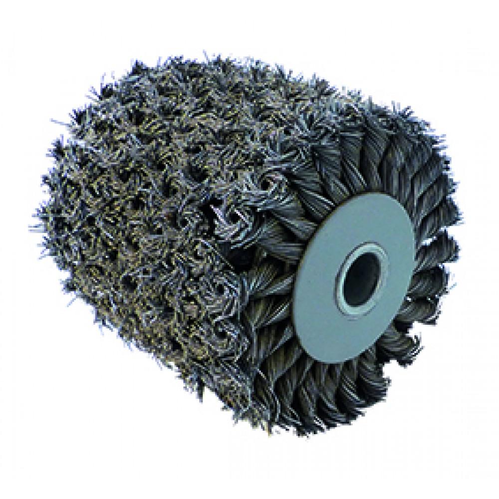 brosse fibre m tal torsad es pour r novateur rex 120 b meulage fartools bricozor. Black Bedroom Furniture Sets. Home Design Ideas