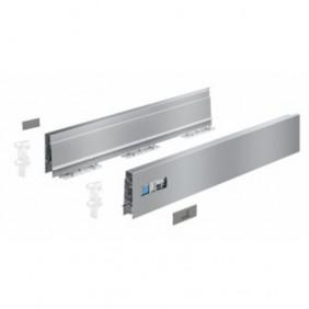 Profils InnoTech Atira-hauteur 70 mm-anthracite HETTICH