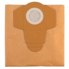 5 sacs de rechange pour aspirateur - 30 litres EINHELL