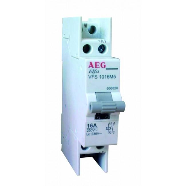 Télérupteur modulaire - 16 ampères AEG