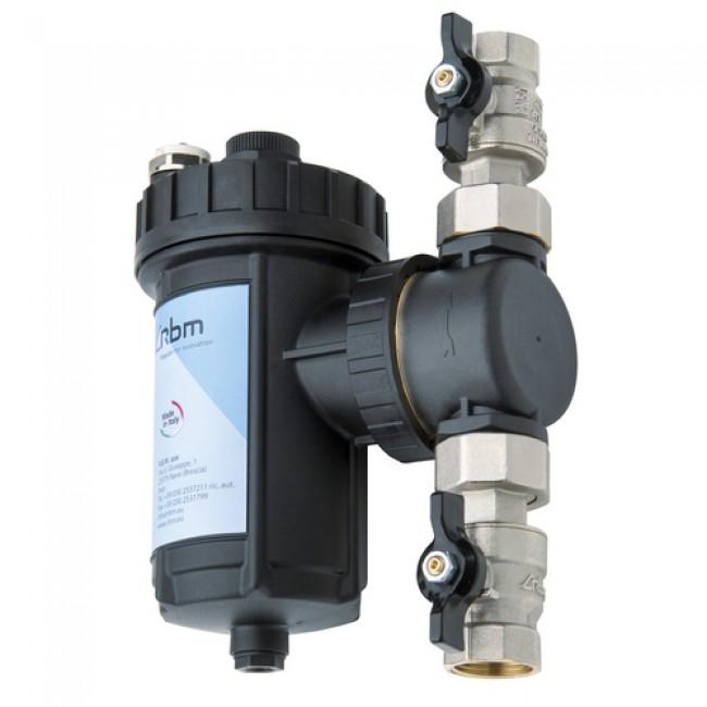 Séparateur de boues magnétique - multifonctions - SafeCleaner 2 RBM