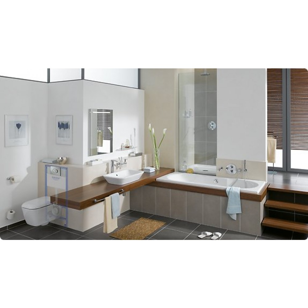 b ti support autoportant rapid sl grohe bricozor. Black Bedroom Furniture Sets. Home Design Ideas