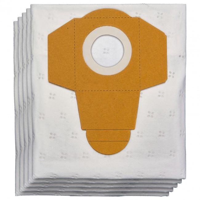 5 sacs de rechange pour aspirateur - 25 litres EINHELL