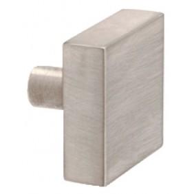 Bouton de meuble carré en laiton B600 DCG