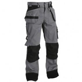 Pantalon de travail multi-poches - polycoton - 1503 BLAKLADER