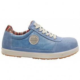 Chaussures de sécurité basses pour femmes - Laddy D S1P SRC DIKE