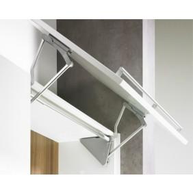 Compas d'abattant Lift Advanced HS - ferrure de relevage vertical HETTICH