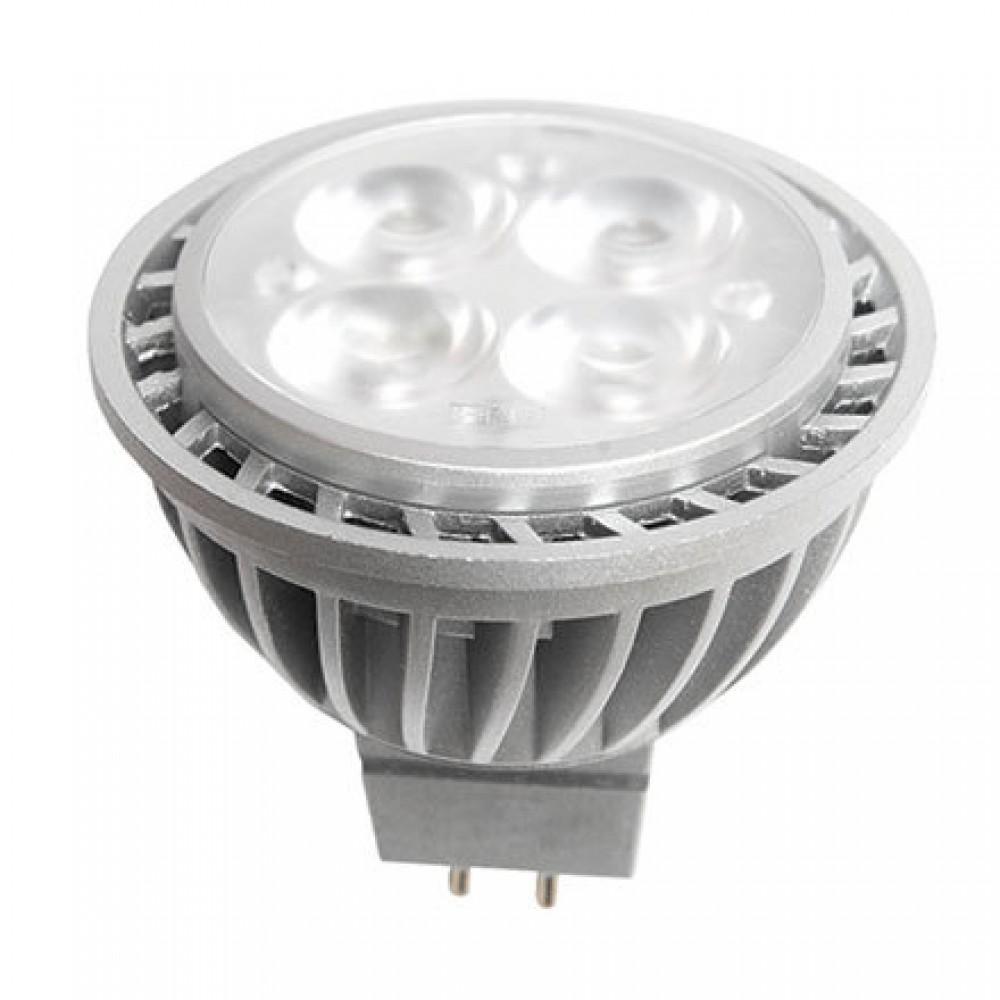 lampe led pour spot precise mr16 dimmable 12 v culot gu5 3 bricozor. Black Bedroom Furniture Sets. Home Design Ideas