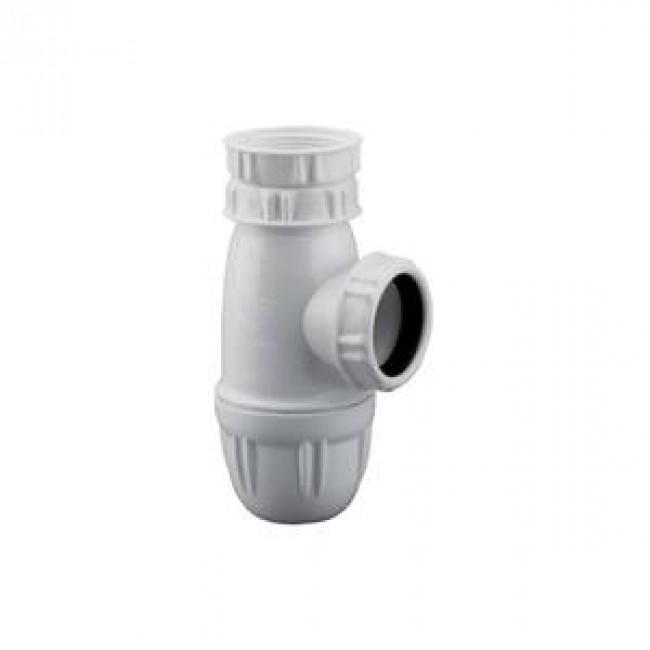 Siphon pour évier - de diamètre 40mm - Réglable VALENTIN