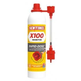 Inhibiteur de corrosion - aérosol dose - pour chauffage - X100 SENTINEL