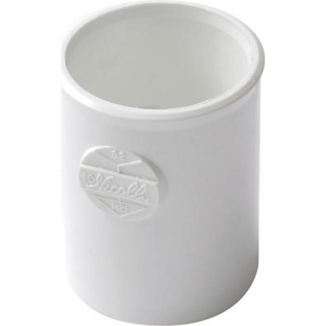 Manchon PVC blanc NICOLL