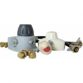 Inverseur automatique et détendeur à sécurité - Prokit Plus T propane CLESSE