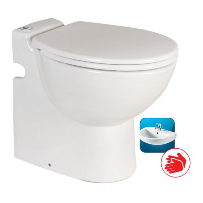 Broyeur wc - Sanicompact pro SFA