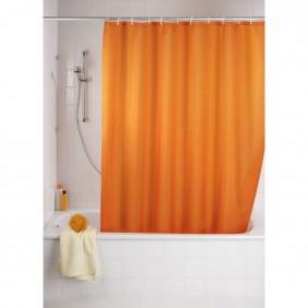 Rideau de douche anti-moisissure couleur unie - 180 x 200 cm WENKO